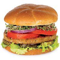 Ken's Veggie Burger