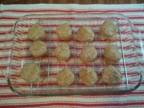 Easy Yummy Turkey Meatballs
