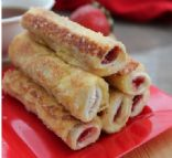 Stuffed French Toast Rollups