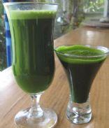 Cucumber Lemon Kale Juice