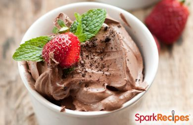 Chocolate Raspberry Greek Yogurt