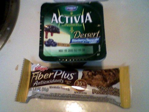 Fiber plus Activia 280