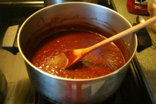 Weber Tangy BBQ Sauce