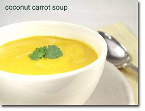 Carrot Coconut Soup (WHfoods)