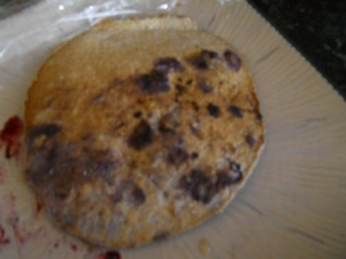 Buckwheat Bran Oatmeal Pancakes
