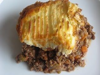 Full Flavoured Cottage Pie