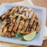 Grilled Cilantro- Lime Chicken