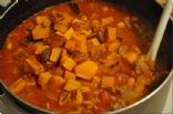 Butternut Squash & Turkey Chili
