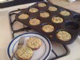 Zucchini & Flax Crustless Quiche