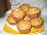 Fruit and Veggie Muffins