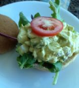 Bacon Avocado Egg Salad