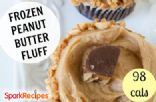 Frozen Peanut Butter Fluff