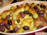 Italian Chicken with Olives