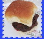 Black Bean Sliders/Patties-Vegetarian
