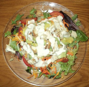 Fabulous California Grilled Chicken Salad