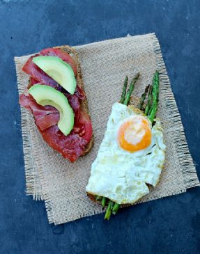 Egg Ham Vegi Sandwich Recipe Sparkrecipes
