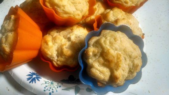 Carbquik Banana Nut Muffins