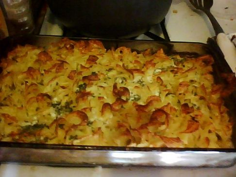 Muenster Macaroni and Cheese