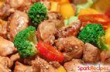 Honey Chicken Stir-Fry