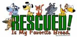 The Rescued/Adopted Dog and Cat Lovers Team Cookbook