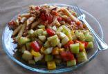 Cyndi's Tomato, Pepper & Chicken Penne