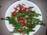 Fresh Asparagus and Cherry Tomato Salad