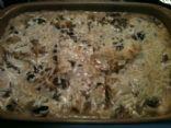 Artichoke Portobello Lasagna