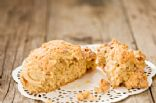 Oatmeal scones (1 small scone)