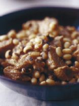 Diedra Rae's Black-Eyed Peas with Smoked Turkey