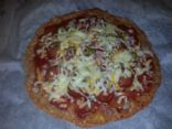 Keto Low Carb Pizza #ketolicious