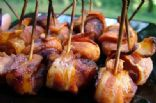 Bacon Wrapped Water Chestnuts (per 2 pieces)