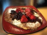 Troy's Oatmeal Protein Powder Pancakes