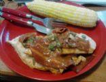 One-Pan BBQ Chicken