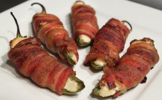 Dixie's Stuffed Jalapenos