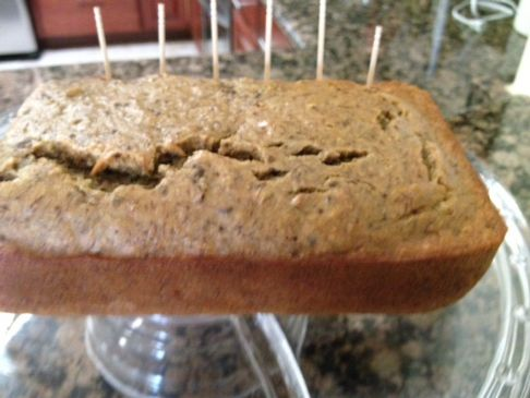 Low Fat/Cal Banana Bread