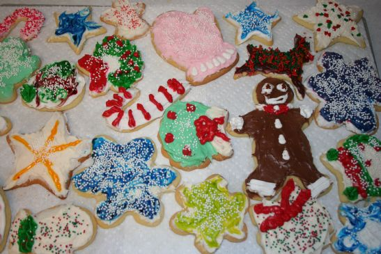 Sugar Cookies - Pillsbury