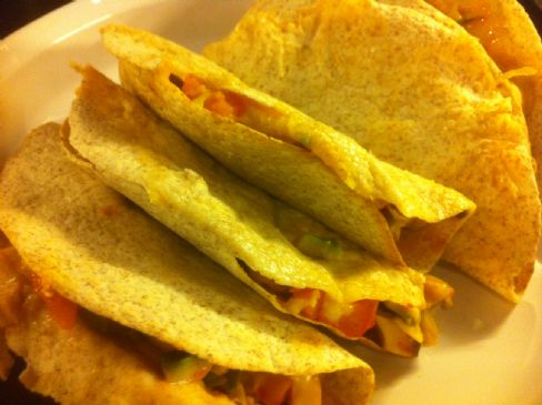 Tortillas - Poultry & Pico de Gallo (no onion)