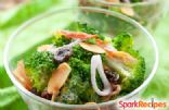 Broccoli-Raisin Salad with Chickpeas