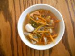 Shiitake Hot and Sour Soup