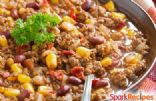 Sweet and Spicy Pineapple Turkey Chili