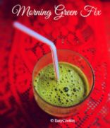 Morning Green Fix - Mean Green Juice