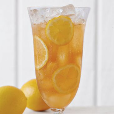 Pineapple & Clove Tea Cooler