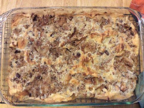 Bread Pudding, Thargelia 2014