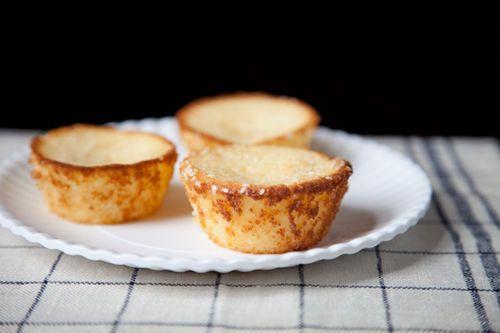 Gluten Free Rice Flour Sweet Cheese Muffins