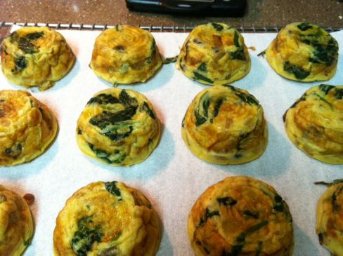 Tracy's Mini Quiches