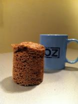 Skinny Breakfast Mug Muffin (from blog Alpha-Pink-Omega)