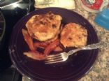 MAKEOVER: Chocolate Chip Whole Wheat Pancakes (by REVCORNIE)