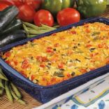 Vegetable Bolognese Bake