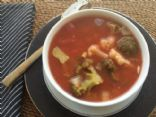 Tuscany Vegetable Bean Soup II
