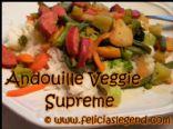 Andouille Veggie Supreme